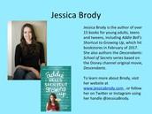 Author Jessica Brody