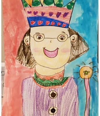 Created by Sylvia J., 1st Grade