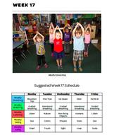 Mindful Classrooms--Week 17