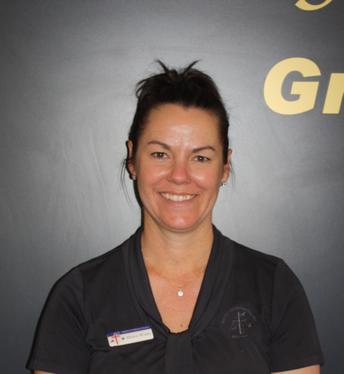 Helen Watts - Office Manager