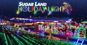Sugarland Skeeters Holiday Lights