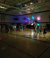 Our final 8th grade dance