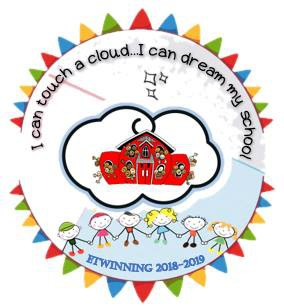 I can touch a cloud ...I can dream my school / eTwinning