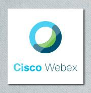Locate the Cisco Webex Tile in your My GC Portal
