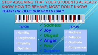 Blue Box Skills