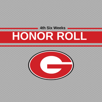 4th Six Weeks Honor Roll