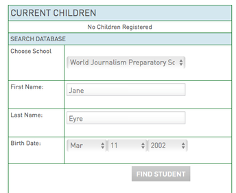 Add your child