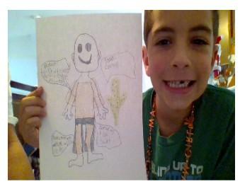 Logan, 2nd Grade