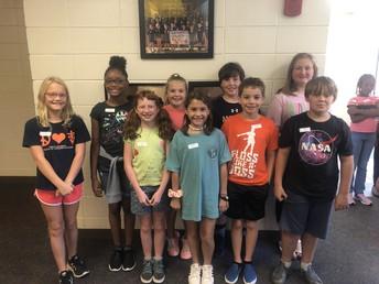 Fifth Grade Leaders