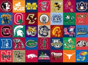 College Colors Day- 8/31