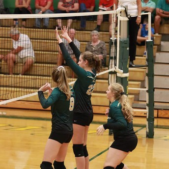 8th and 9th Grade Volleyball