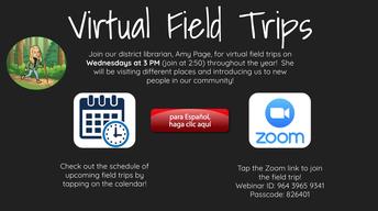 4J Virtual Field Trips Update: New Link!