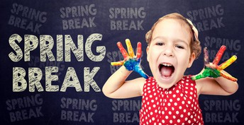 How to Keep Your Kids Busy During Spring Break