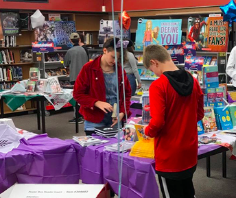 Book Fair Enchants Cedar Park