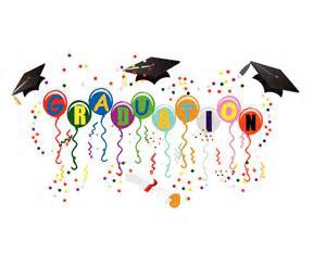 Graduation: Thursday, May 2nd; 5:30 p.m.--7:30 p.m.