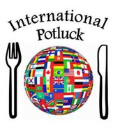October 17: International Potluck 5:30 – 7:00 and parent/teacher conferences 4:00 – 8:00