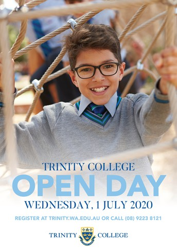 Trinity College Open Day