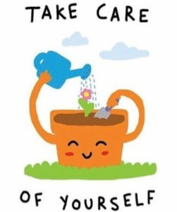 Try some of these SELF-CARE RESOURCES