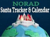 NORAD Santa Tracker & Calendar