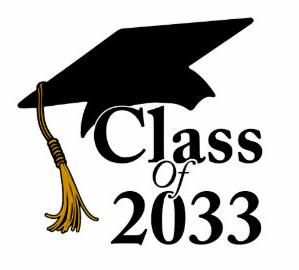 Welcome WHS KINDERGARTEN (High School Senior Graduating Class of 2033)