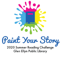 PAINT YOUR STORY LIBRARY SUMMER READING CHALLENGE