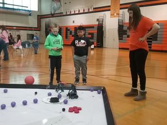 Robotics Tournaments