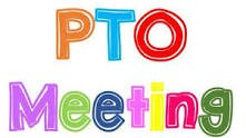 PTO Meeting, This Thursday, March 11th
