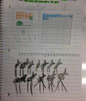Mrs. Martin's 1st Grade Class Math Journals