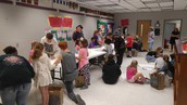 Clyde Riggs Elementary Students Learn about Animals