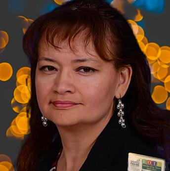 Mrs. Elia Salvador, M.Ed
