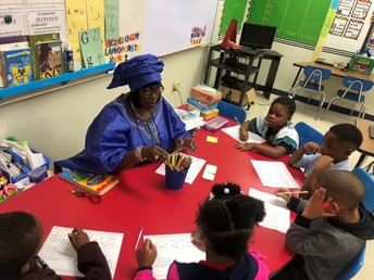 Developing our youngest scholars