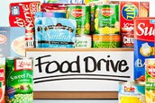 Share your Christmas Food Drive