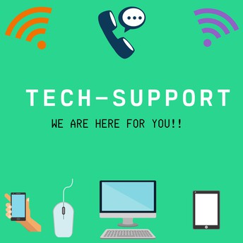 Tech Support for Distant Learning