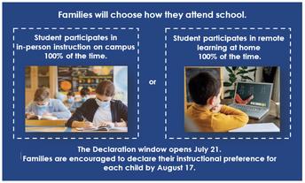 SAISD Academic Declaration Link: