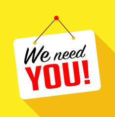 ¡Hacemos un llamado a todos nuestros maravillosos Voluntarios de CPES!