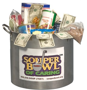 Souper Bowl of Caring Class Competition Begins!