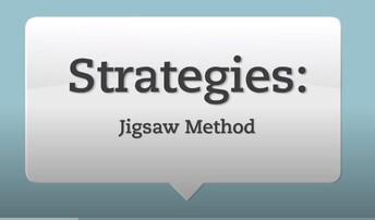Jigsaws: A Stragey for Understanding Texts