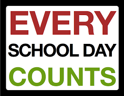 Attendance counts, all day, every day!