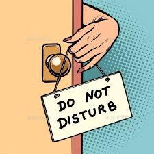 do not disturb the bat cave