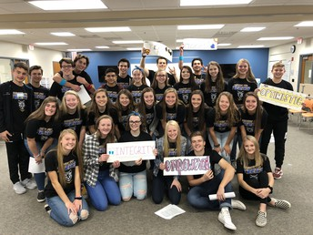 Project for Teens Visits DMMS