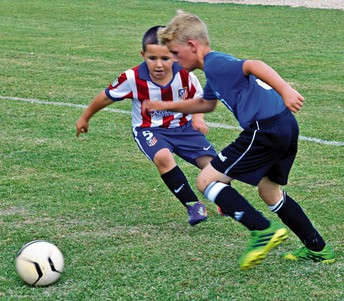 Rec/Travel: 4v4 (U6-U8): Winter Indoor League