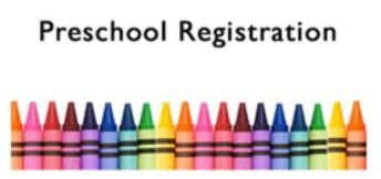 Pre-School Registration