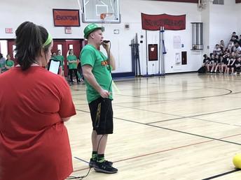 Shamrocker Dodgeball Tournament is Fun for All