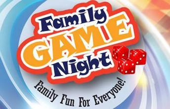 WEAVERVILLE SCHOOLS FAMILY FUN GAME NIGHT