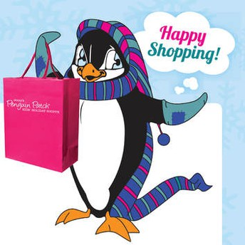 Holiday Penguin Shop!