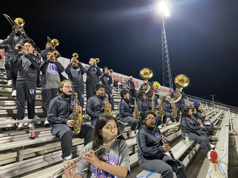 Good Luck, Royal Marching Sound Machine!