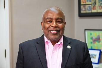 Dr. Brian McDonald, PUSD Superintendent