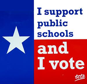 Vote March 6th!