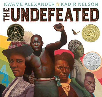 Undefeated by Kwame Alexander