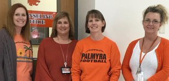 Meet the Counseling Staff!